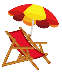 Beach Lounge Chair Transparent Beach Lounge Chair Png Clipart Picture Clip Art Library