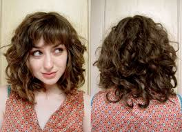 should i get bangs for my hair to hide wrinkles best 25 curly hair with bangs ideas on pinterest curly hair