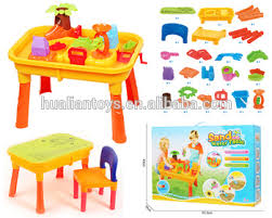 water table with cover hualian outdoor beach toys sand and water table toys with cover