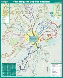 Stanford Maps Nct Bus Route Maps Journey Planner West Bridgford Wire