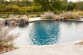 freeform boulder pool on a country estate u2014 marcia fryer landscape