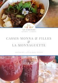 cuisine cassis cassis monna filles la monnaguette canada