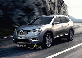 renault koleos 2017 engine 2017 renault koleos grand kadjar masterfully rendered