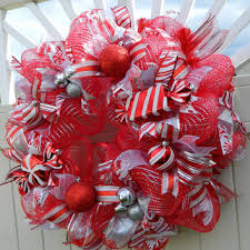 deco mesh ideas shop decorating christmas wreaths with deco mesh on wanelo