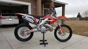 honda cr 500 2004 honda cr500 motorcycles for sale