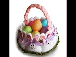 bunny easter basket how to make the bunny easter basket