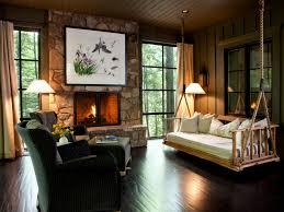 lodge style home decor rustic retreats luxurious style hgtv