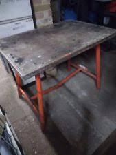 Folding Welding Table Welding Table Ebay