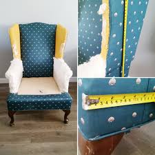How To Reupholster Armchair Reupholster Chair Intro To Reupholstering An Occasional Chair With