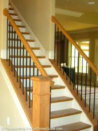 stair railings and banisters wood stair handrail carlislerccar club