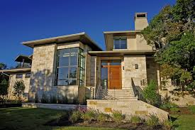Entry1 by Modern Entry Doors Exterior Contemporary With Corner Windows