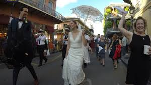 second line wedding nugent buckelew wedding second line parade