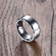aliexpress buy modyle new fashion wedding rings for aliexpress buy modyle new fashion tungsten ring white mens
