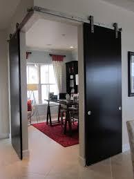 Bedroom Barn Doors Glass Barn Door For Bathroom Sliding Glass Interior Doors