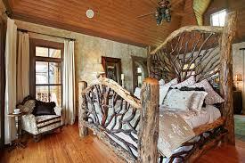 Fluffy Armchair Rustic Bedroom Ideas For Good Sleep Time Amaza Design