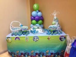 monsters inc baby shower party ideas baby shower shower