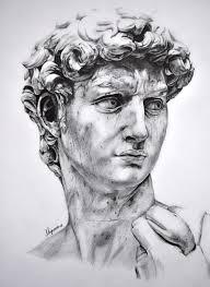 Michelangelo David Statue Michelangelo David Face Detail Pesquisa Google David