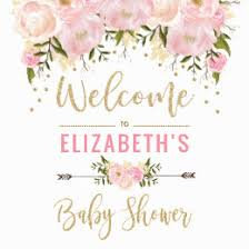 baby shower posters baby shower posters zazzle