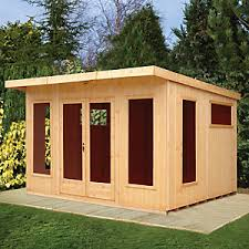 Summer Garden Houses - summer houses log cabins u0026 summerhouses wickes co uk