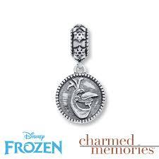 kay jewelers charmed memories kay charmed memories olaf frozen charm sterling silver