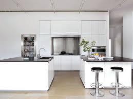 photo cuisine blanche cuisine blanche laquée 99 exemples modernes et élégants