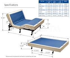 Adjustable Queen Bed Sale 1199 25 Tempur Pedic Ergo Basic Queen Electric Adjustable