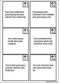 teaching good manners free preschool lesson plan grade 1