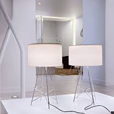 flos ray t table lamp by rodolfo dordoni stardust