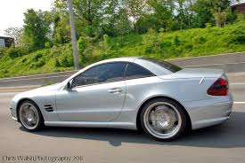 fs 2003 mercedes benz sl55 amg full floored fab one off build
