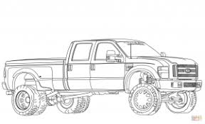 dodge truck coloring pages trucks coloring pages transportation truck truck