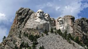 Mt Rushmore Map The Needles Highway A Winding Road Finally Lifewelove