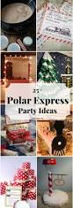 25 polar express party ideas