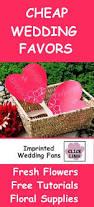 Wedding Program Fans Cheap 29 Best Cheap Wedding Favor Ideas Images On Pinterest Marriage