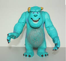 monster talking super scare sully sulley action figure