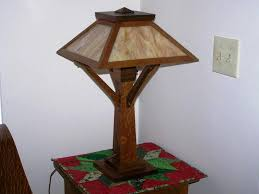 mission style desk lamps new furniture
