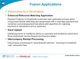 fusion applications gl and ar suresh c mishra