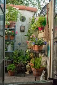 the magic garden my small space container garden hello secret