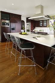 stained kitchen cabinets with hardwood floors 52 kitchens with wood or black kitchen cabinets