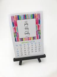 Small Easel Desk Calendar 2018 Bible Verse Desk Calendar Mini Easel Calendar Gift