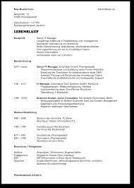 Lebenslauf Vorlage Excel Lebenslauf Vorlage Bewerbung Tabellarischer Chronologischer