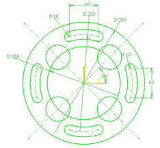 how to draw a simple 2d in autocad