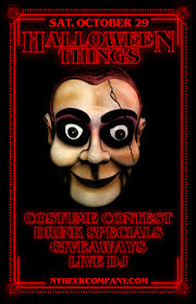 nyc halloween party halloween things party u0026 costume contest tickets sat oct 29