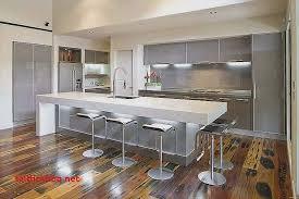 cuisine avec snack bar meuble snack bar cuisine pour idees de deco de cuisine luxe