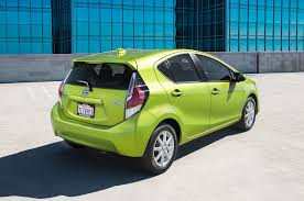 toyota limo 2016 2016 toyota prius c gets whimsical special edition model