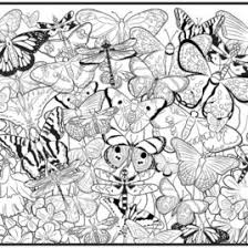 detailed coloring pages for older kids all about coloring pages