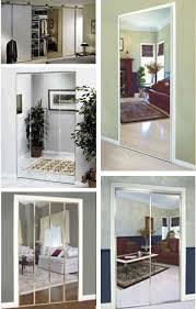 Closet Mirror Door Marwin Company Mirror Doors