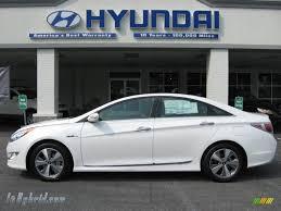 2013 hyundai sonata hybrid price 2011 hyundai sonata hybrid in porcelain white pearl 010689