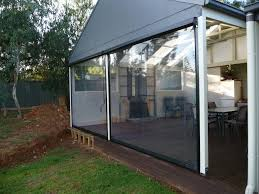 Plastic Blinds Make Your Outdoor Area Beautiful With Outdoor Patio Blinds