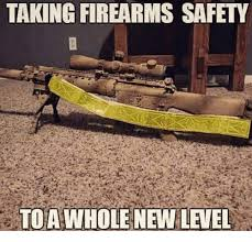 Level Meme - taking firearms safety to whole new level meme on esmemes com
