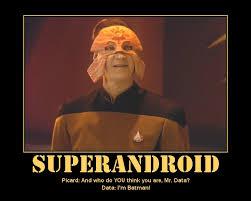 Star Trek Picard Meme - star trek the next generation meme data batman on bingememe
